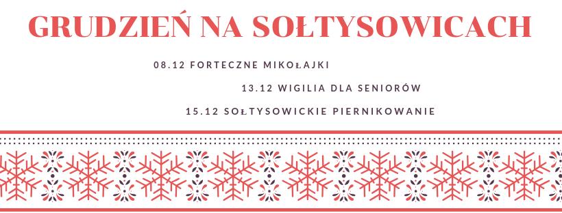 Grudzień na Sołtysowicach